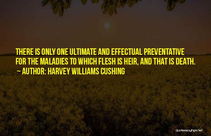 Harvey Williams Cushing Quotes 334664