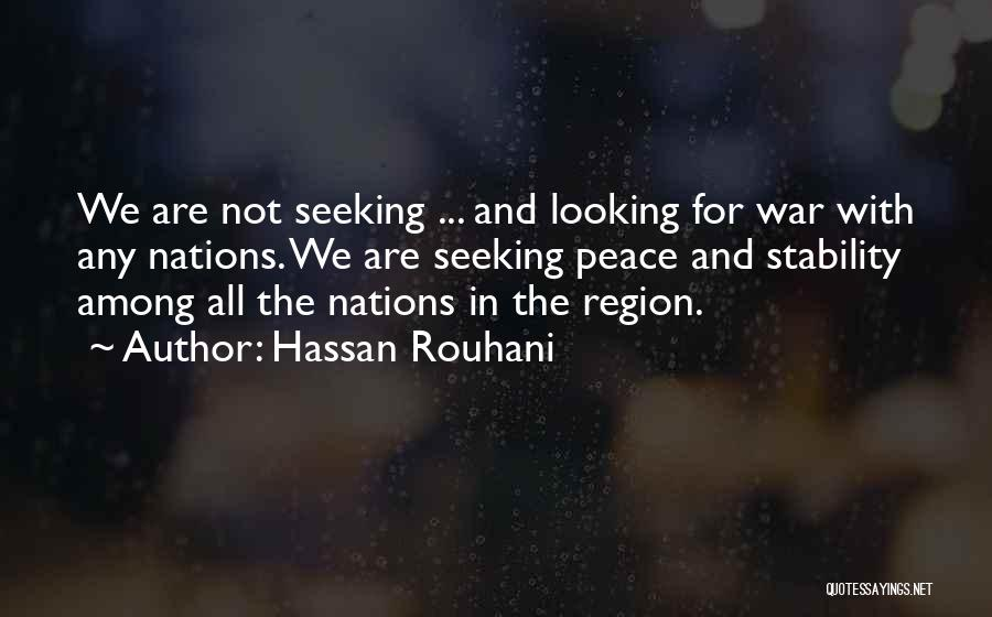 Hassan Rouhani Quotes 1245063