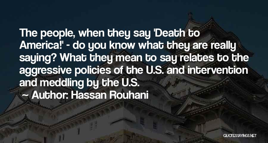 Hassan Rouhani Quotes 1315641