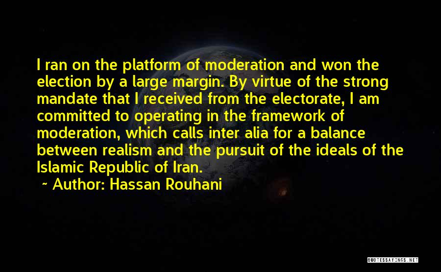 Hassan Rouhani Quotes 1548712