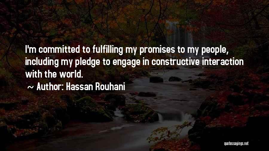 Hassan Rouhani Quotes 1656169