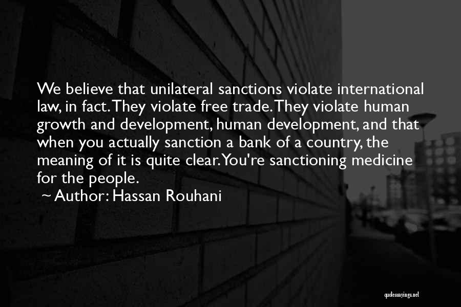 Hassan Rouhani Quotes 296425