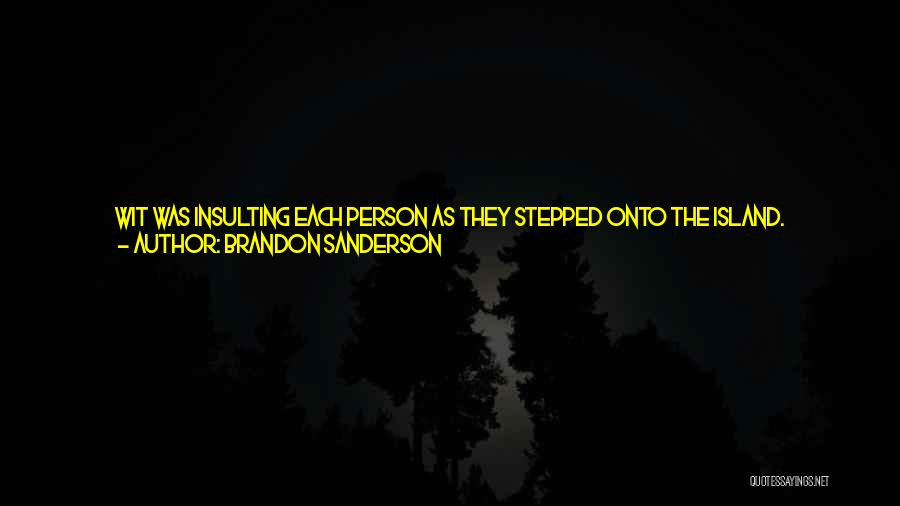 Hate Being Sick Quotes By Brandon Sanderson