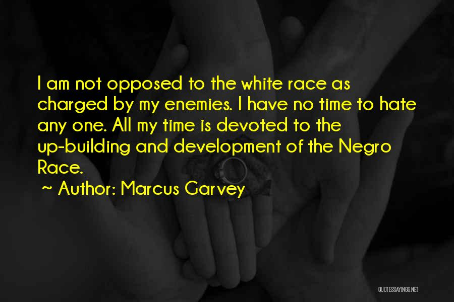 Hate No One Quotes By Marcus Garvey