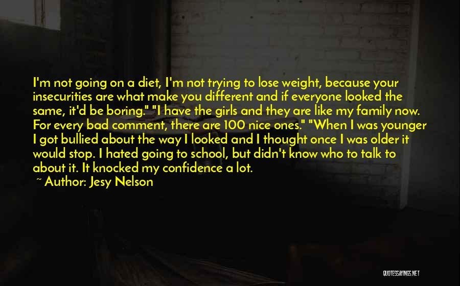 Hated Family Quotes By Jesy Nelson