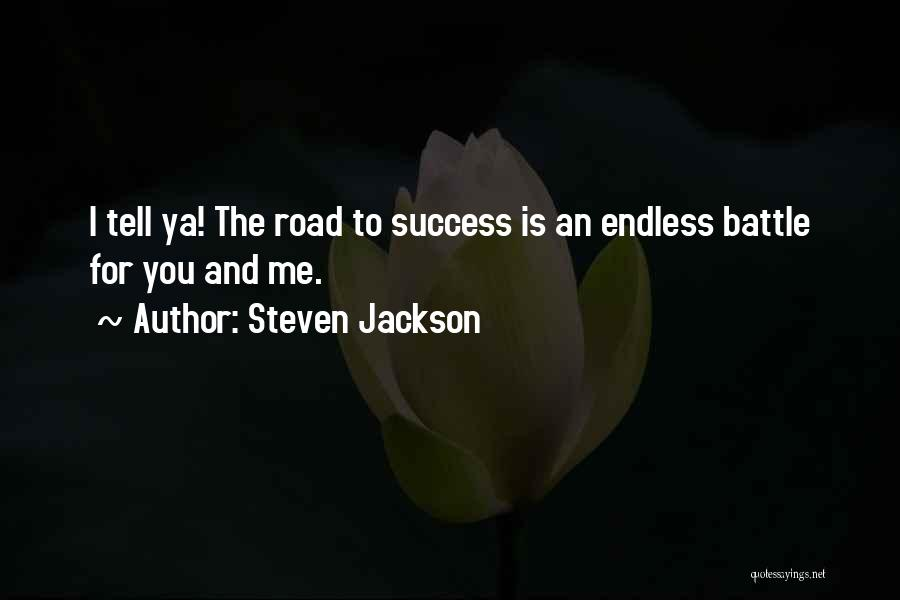 Haters Of Love Quotes By Steven Jackson