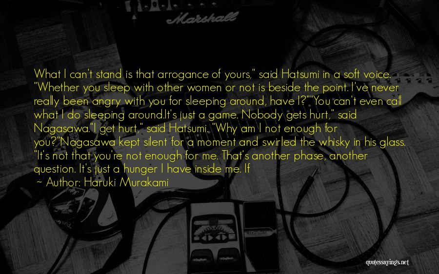 Hatsumi Quotes By Haruki Murakami