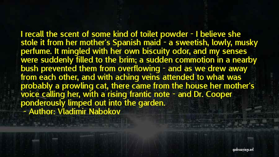 Haunted House 2 Quotes By Vladimir Nabokov