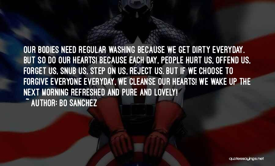 Have A Lovely Morning Quotes By Bo Sanchez