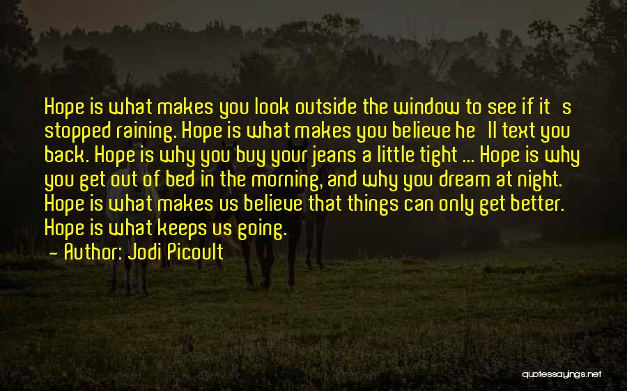 Have A Lovely Morning Quotes By Jodi Picoult