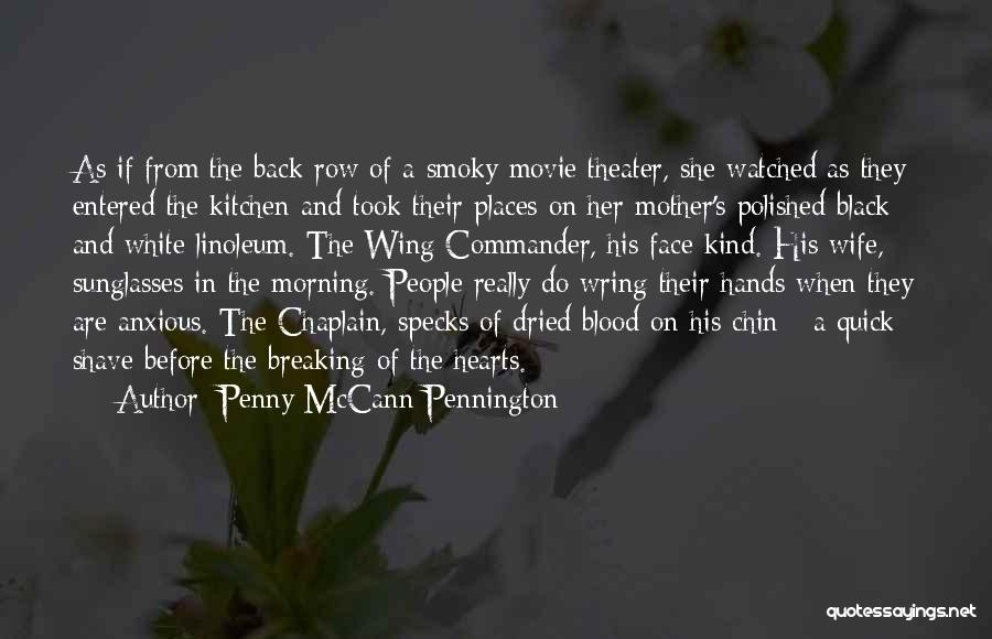 Have A Lovely Morning Quotes By Penny McCann Pennington