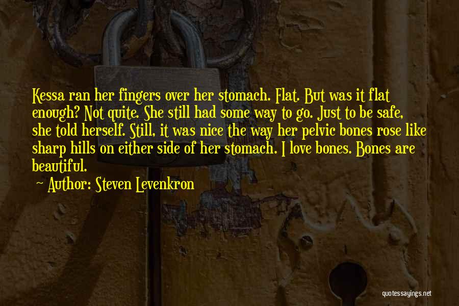Have I Told You How Beautiful You Are Quotes By Steven Levenkron