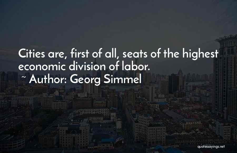 Have Several Seats Quotes By Georg Simmel