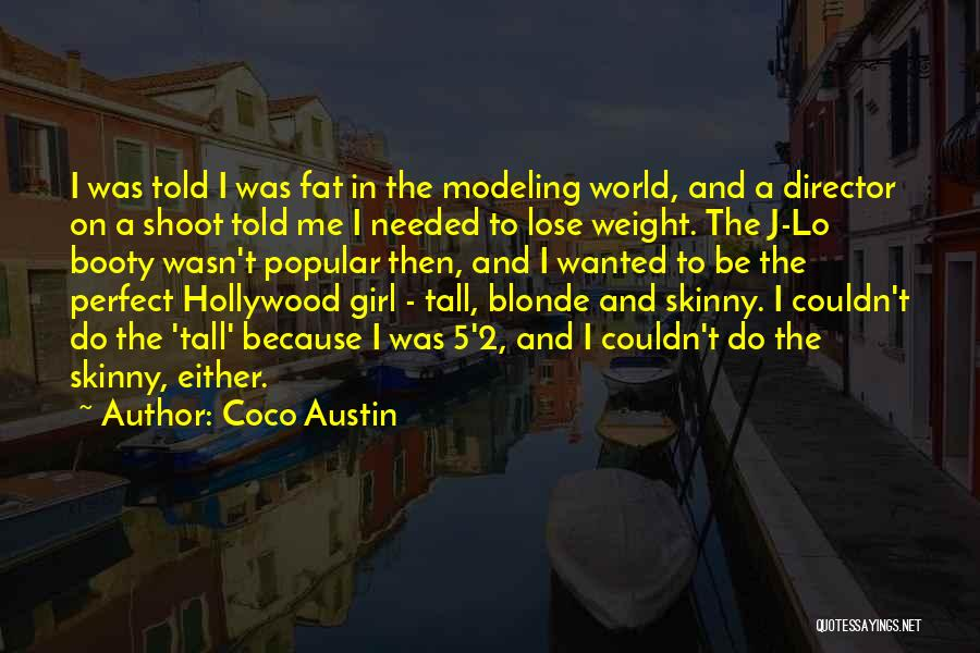 Having A Booty Quotes By Coco Austin