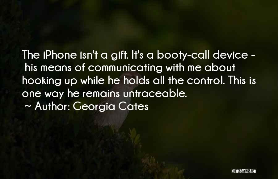 Having A Booty Quotes By Georgia Cates