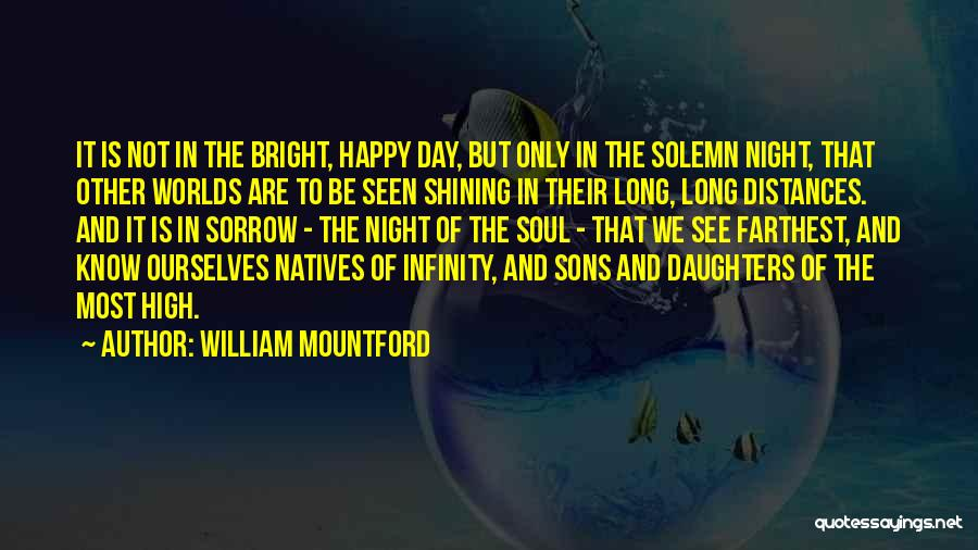Having A Son And Daughter Quotes By William Mountford