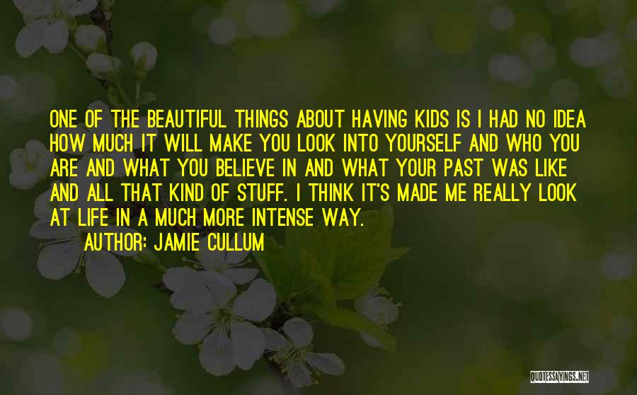 Having Believe In Yourself Quotes By Jamie Cullum