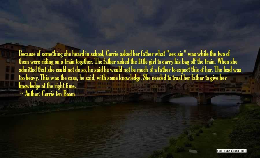 Having Childlike Faith Quotes By Corrie Ten Boom