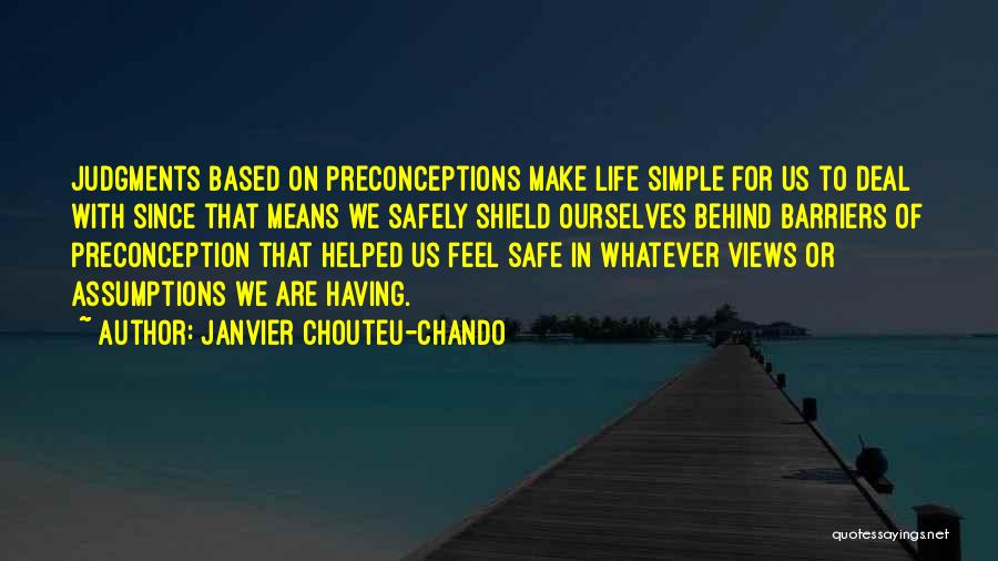 Having Hope For Love Quotes By Janvier Chouteu-Chando
