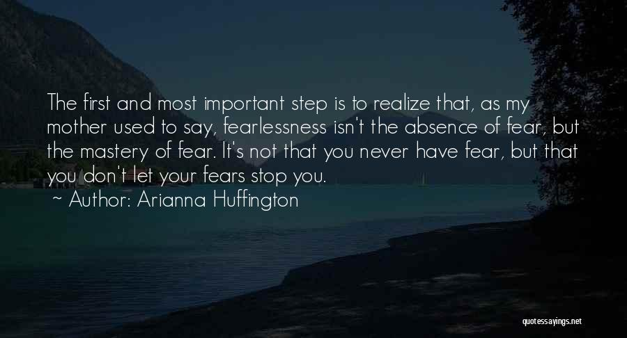 Having Only One Mother Quotes By Arianna Huffington