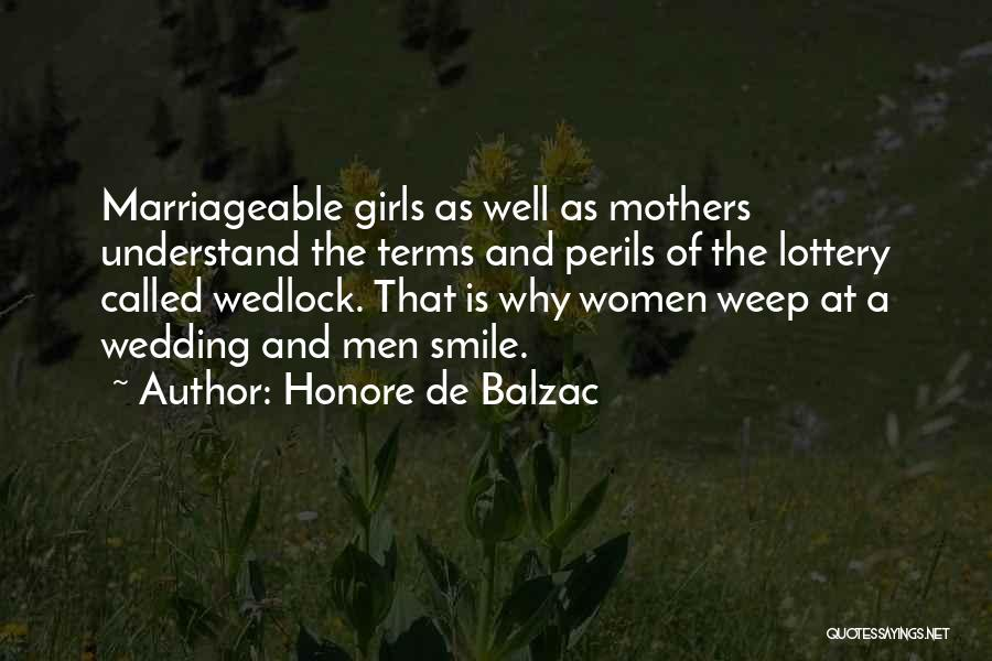 Having Only One Mother Quotes By Honore De Balzac