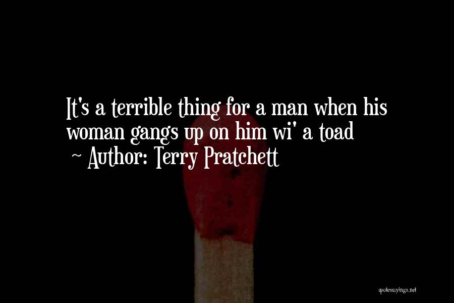 Having The Best Husband Ever Quotes By Terry Pratchett