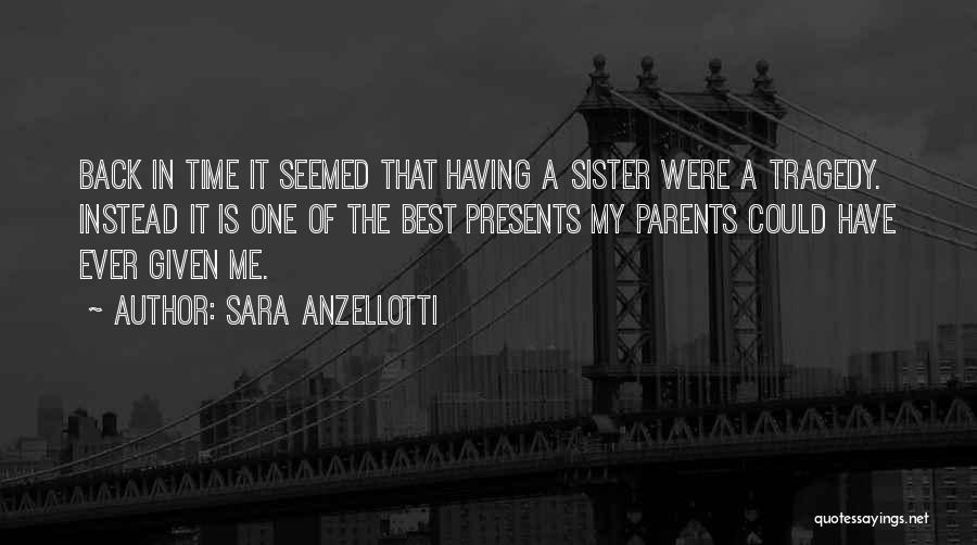 Having The Best Life Quotes By Sara Anzellotti