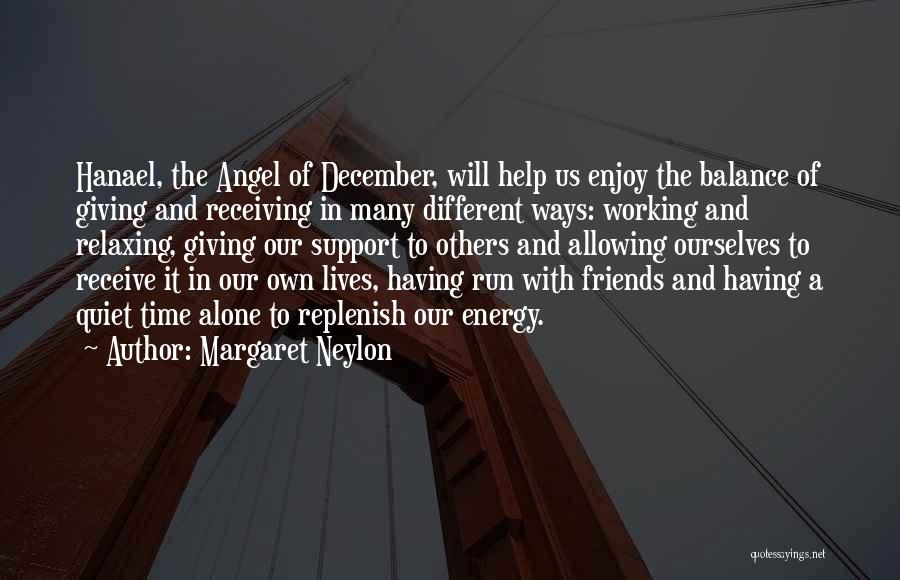 Having The Time Of Our Lives Quotes By Margaret Neylon