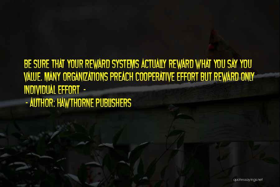 Hawthorne Publishers Quotes 964699