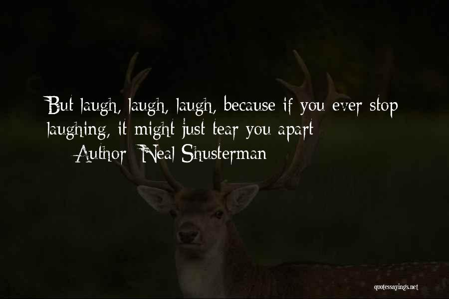 Hayden Quotes By Neal Shusterman