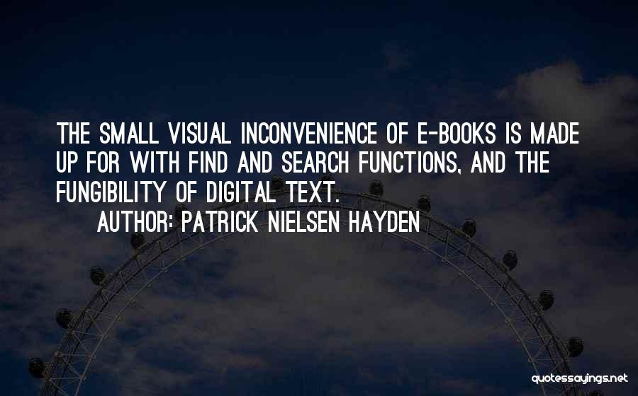 Hayden Quotes By Patrick Nielsen Hayden