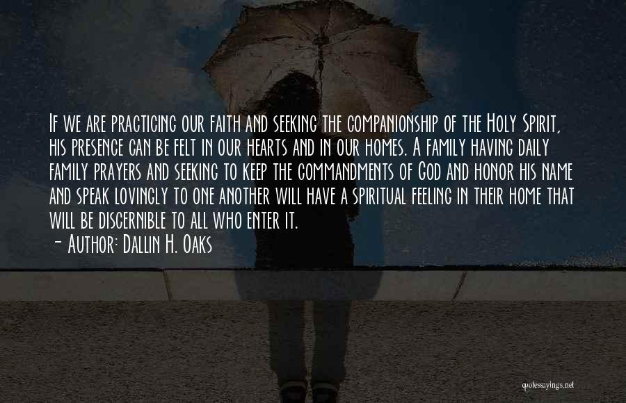 H'doubler Quotes By Dallin H. Oaks