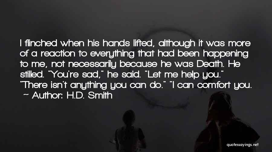 H'doubler Quotes By H.D. Smith