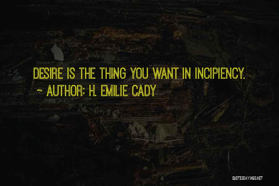 H'doubler Quotes By H. Emilie Cady