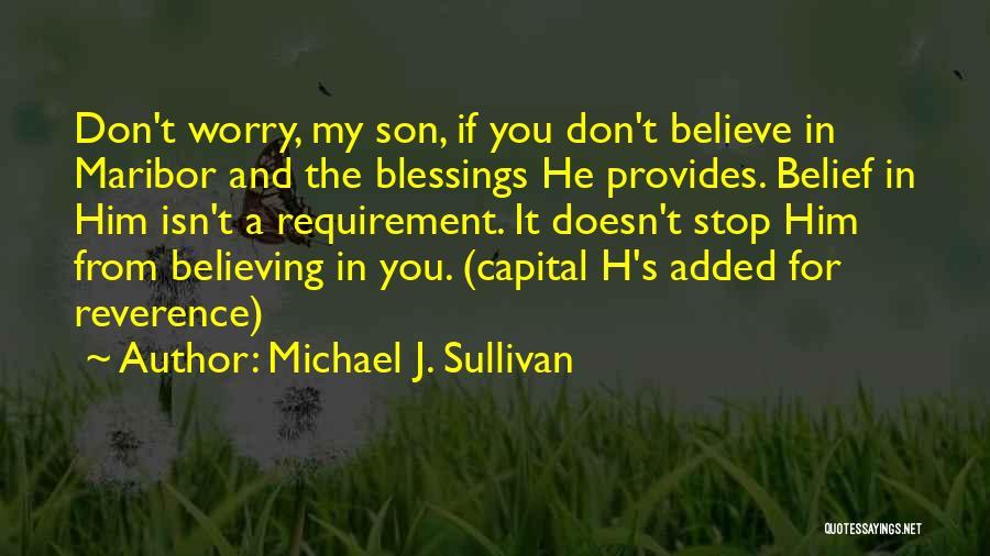 H'doubler Quotes By Michael J. Sullivan
