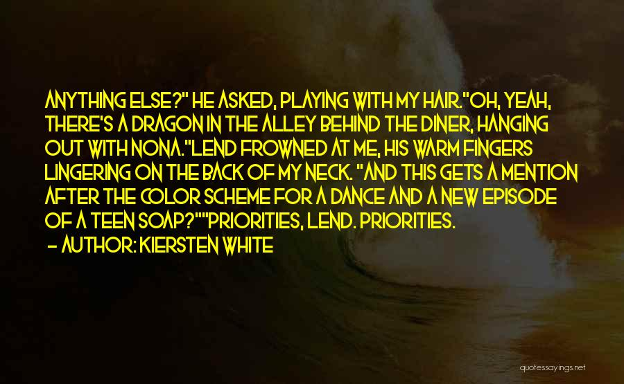 He Asked Me Out Quotes By Kiersten White