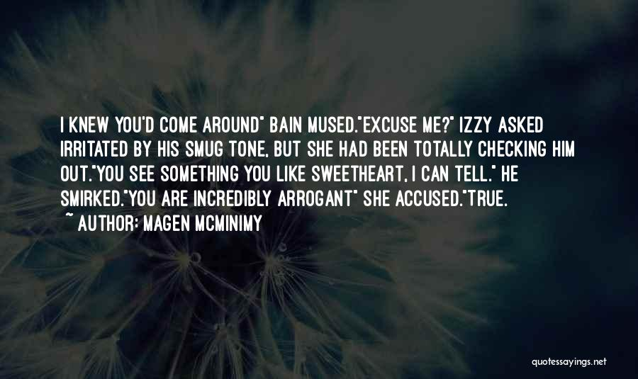 He Asked Me Out Quotes By Magen McMinimy
