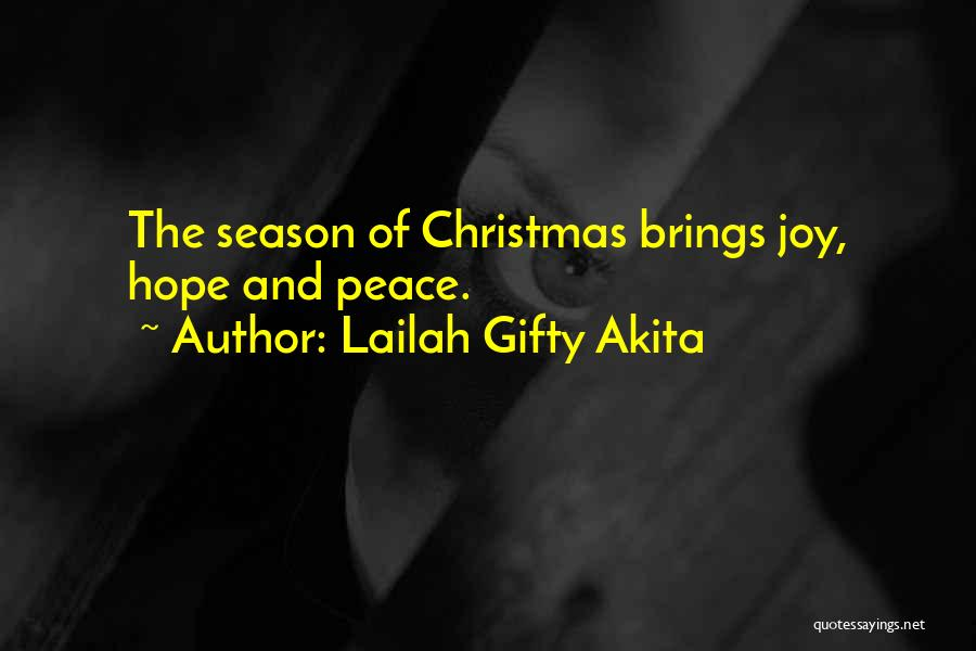 He Brings Me Happiness Quotes By Lailah Gifty Akita