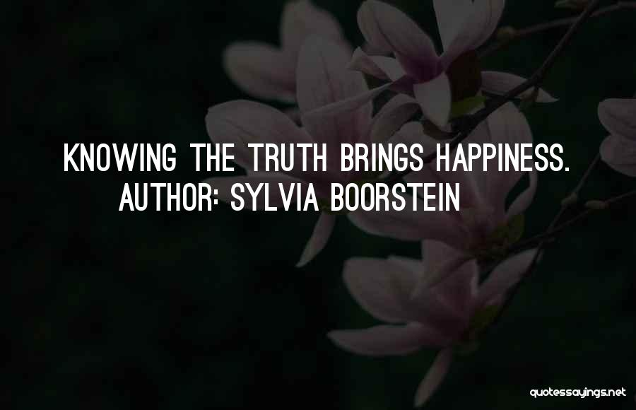He Brings Me Happiness Quotes By Sylvia Boorstein