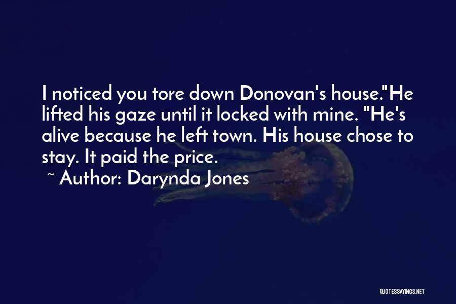 He Chose You Quotes By Darynda Jones