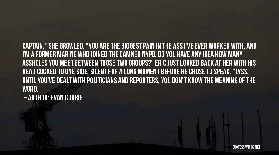 He Chose You Quotes By Evan Currie