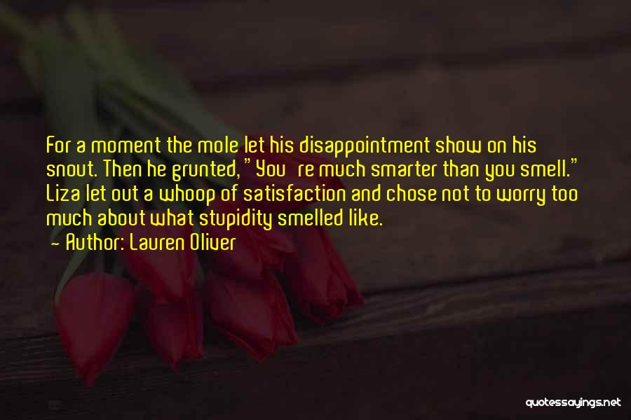 He Chose You Quotes By Lauren Oliver