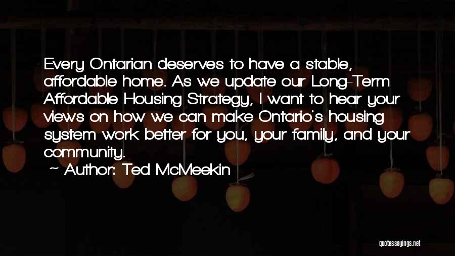 He Deserves Better Quotes By Ted McMeekin