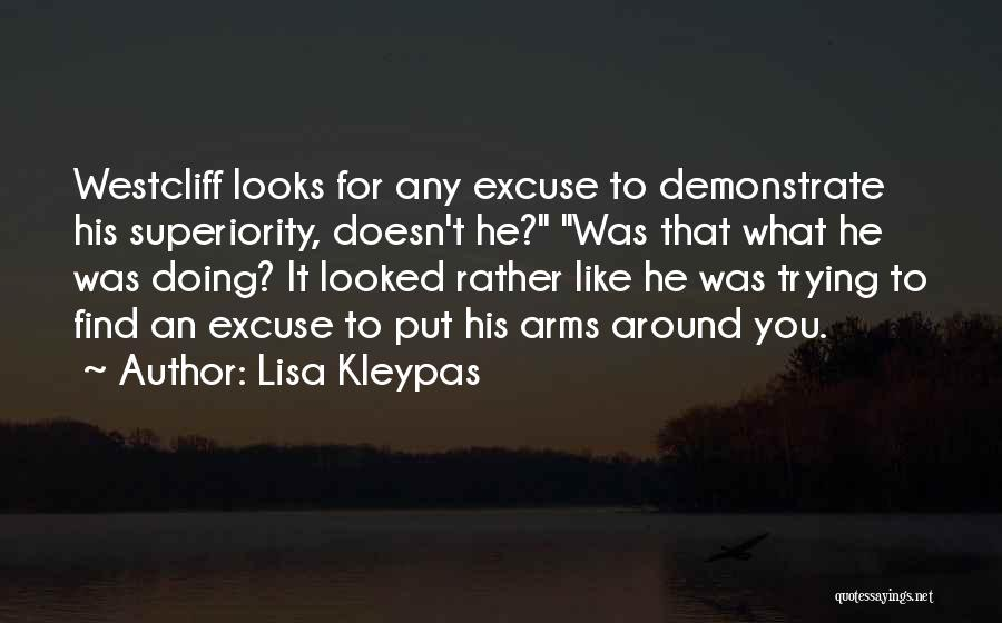 He Doesn't Like You Quotes By Lisa Kleypas