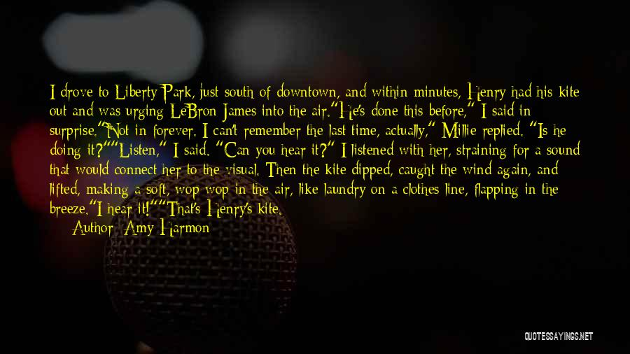 He Is Just Mine Quotes By Amy Harmon