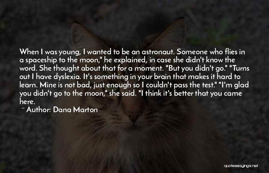 He Is Just Mine Quotes By Dana Marton