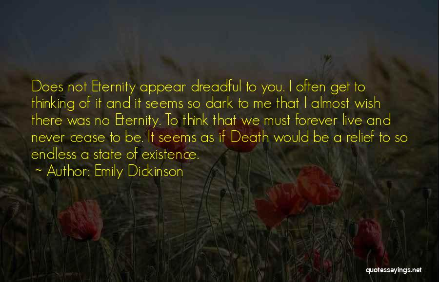 He Is Mine Forever Quotes By Emily Dickinson