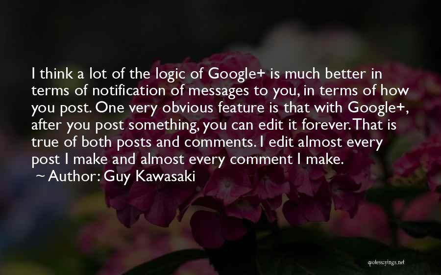 He Is Mine Forever Quotes By Guy Kawasaki