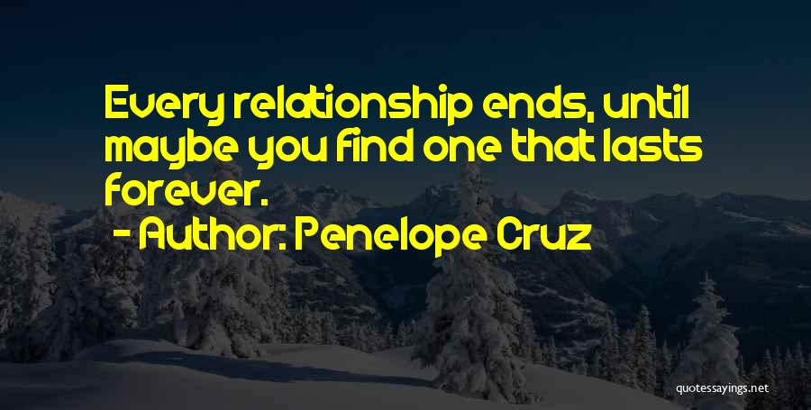 He Is Mine Forever Quotes By Penelope Cruz