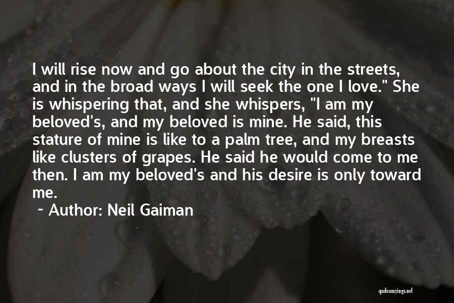 He Is Only Mine Quotes By Neil Gaiman